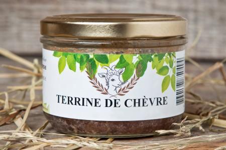 TERRINE DE CHEVRE 180 G
